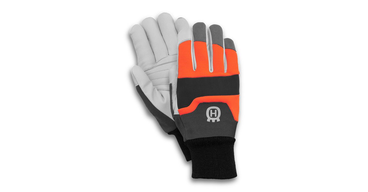 Gloves clipart golf glove. Husqvarna functional chainsaw protection