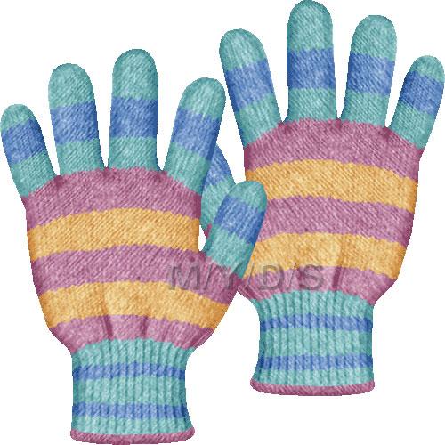 Mittens clipart woolen glove.  clip art clipartlook
