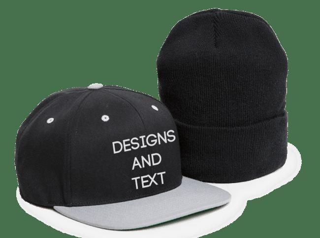 Custom caps hats beanies. Glove clipart woolly hat