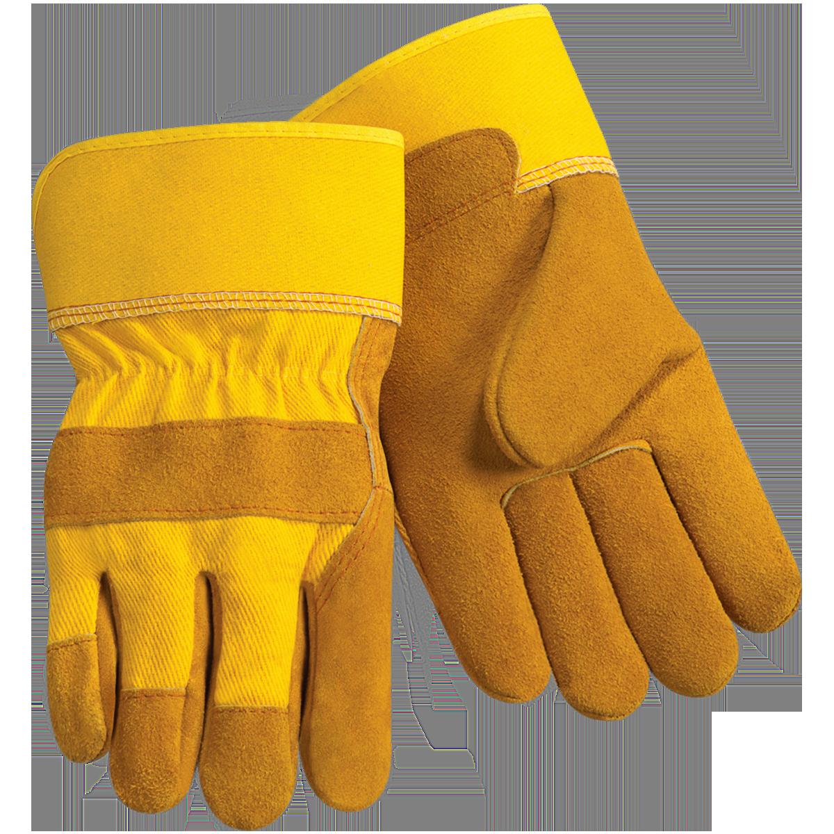 Gloves clipart transparent background. Steiner industries leather palm