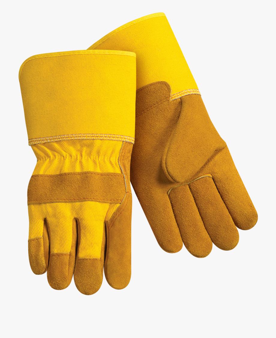 Gloves transparent . Glove clipart work glove