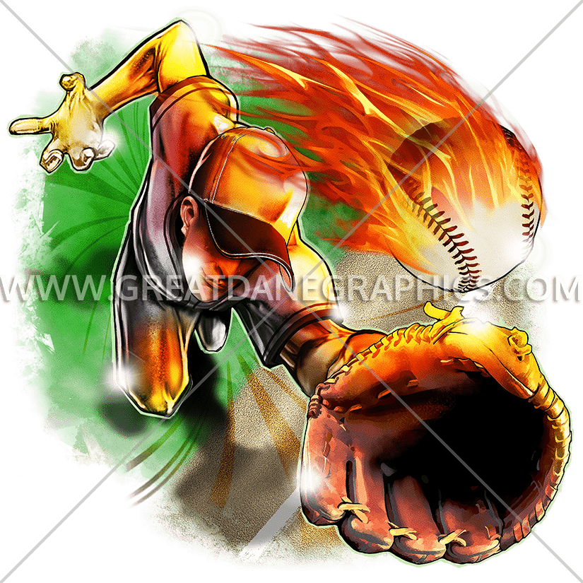 Baseball diving production ready. Gloves clipart catch