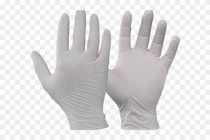 Gloves clipart disposable glove. Of