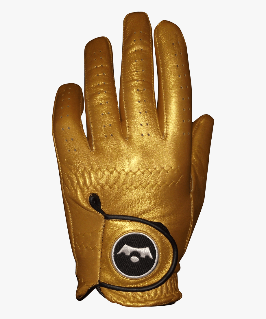 Gloves clipart golf glove. Gold png cliparts