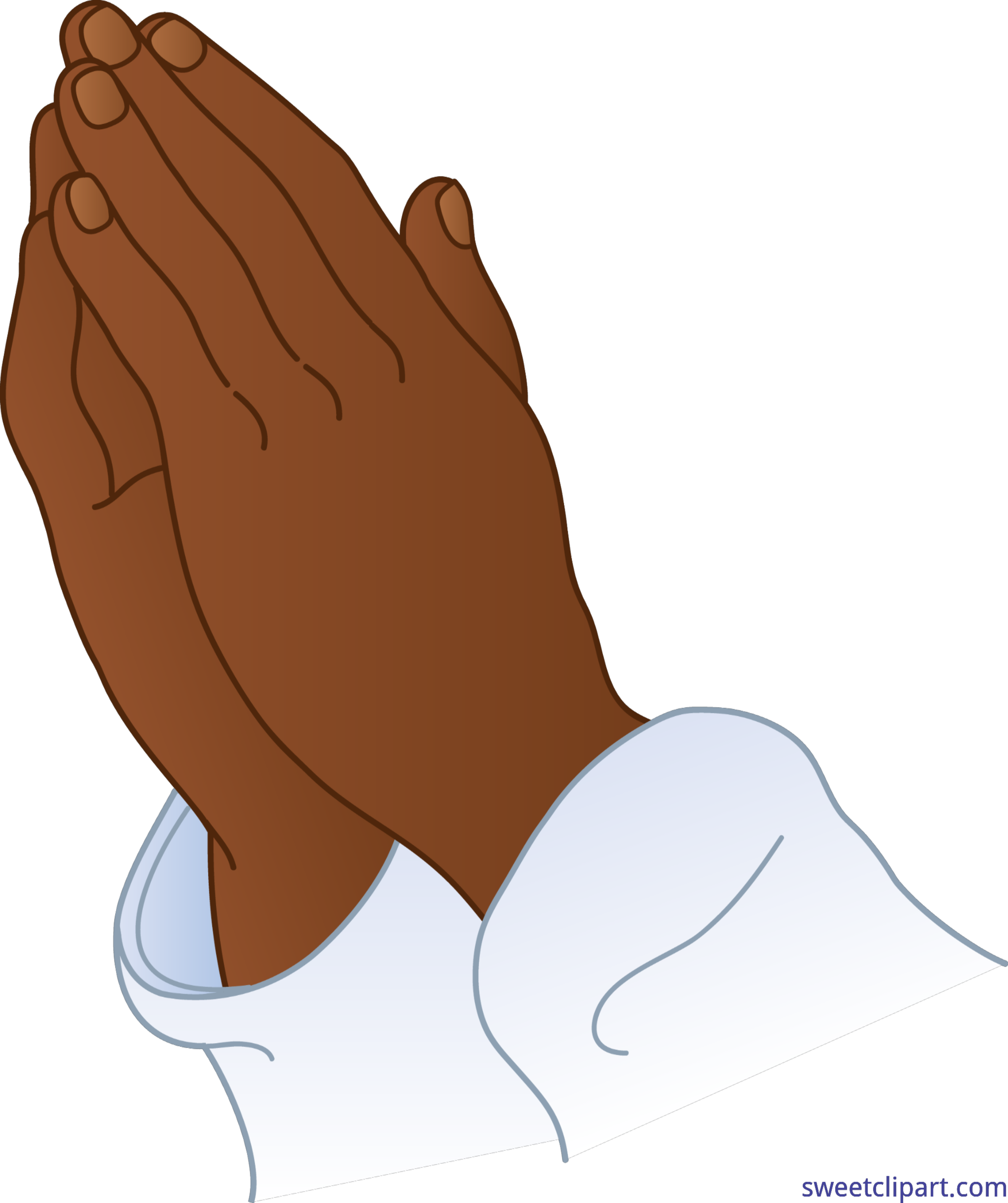 Praying clip art sweet. Hands clipart prayer