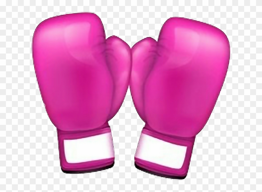 Gloves clipart pink glove. Boxing tumblr stuff boxer