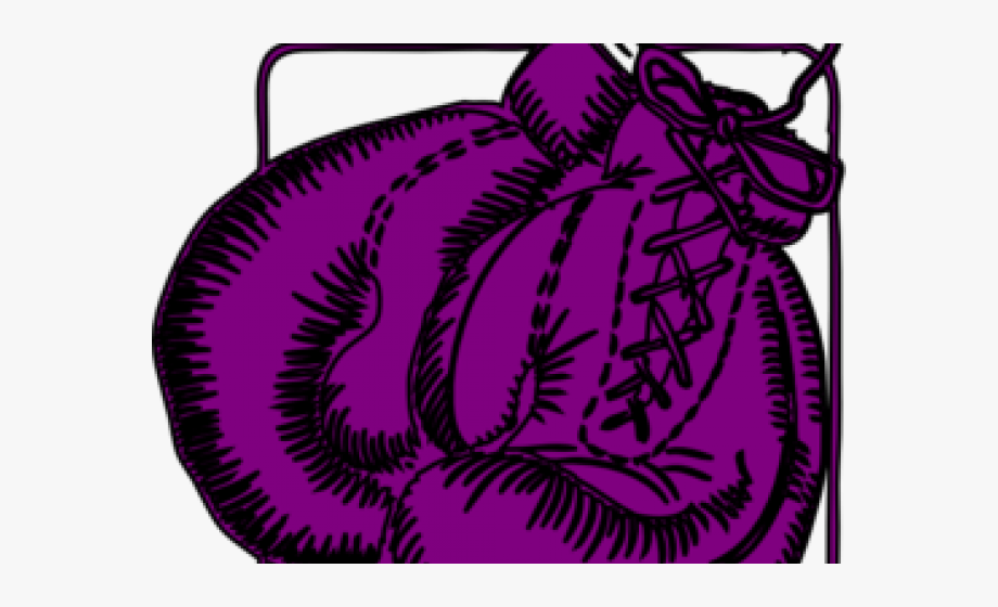Gloves clipart pink glove. Boxing box transparent