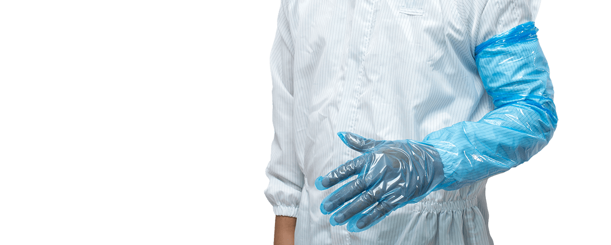Bag and co ltd. Gloves clipart plastic glove