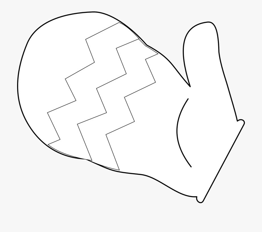 Mittens clipart mitten pattern. Free printable winter template