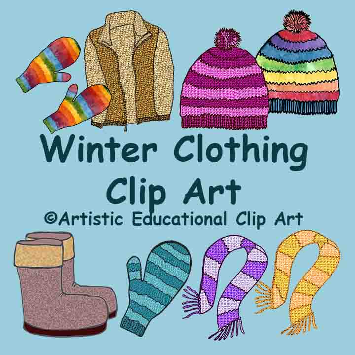 Gloves clipart snow pants. Winter clothing clip art