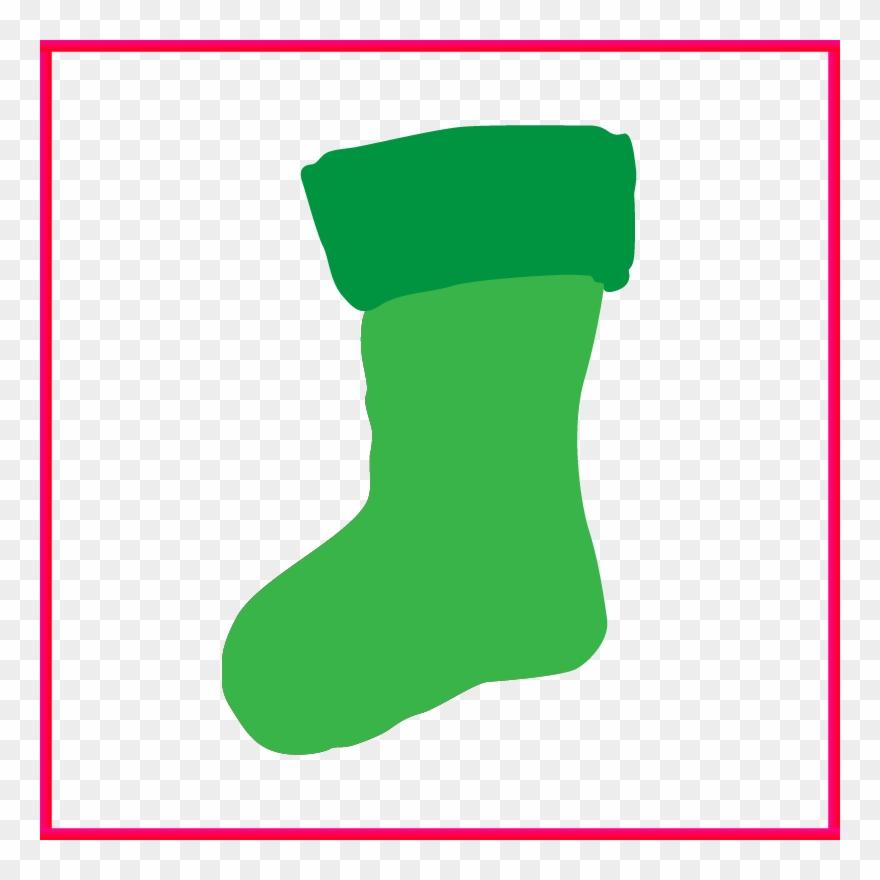 Create christmas in illustrator. Gloves clipart sock