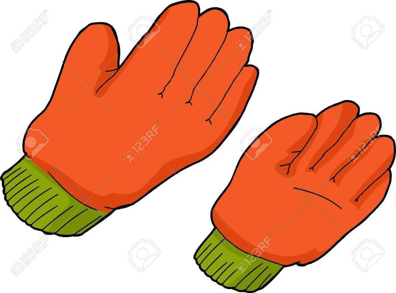 Free download clip art. Gloves clipart work glove