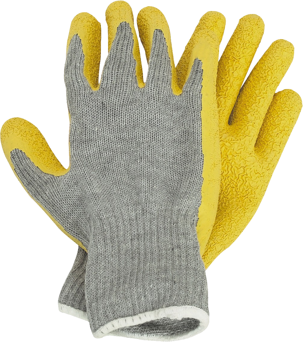 Gloves clipart yellow glove. Png images free download