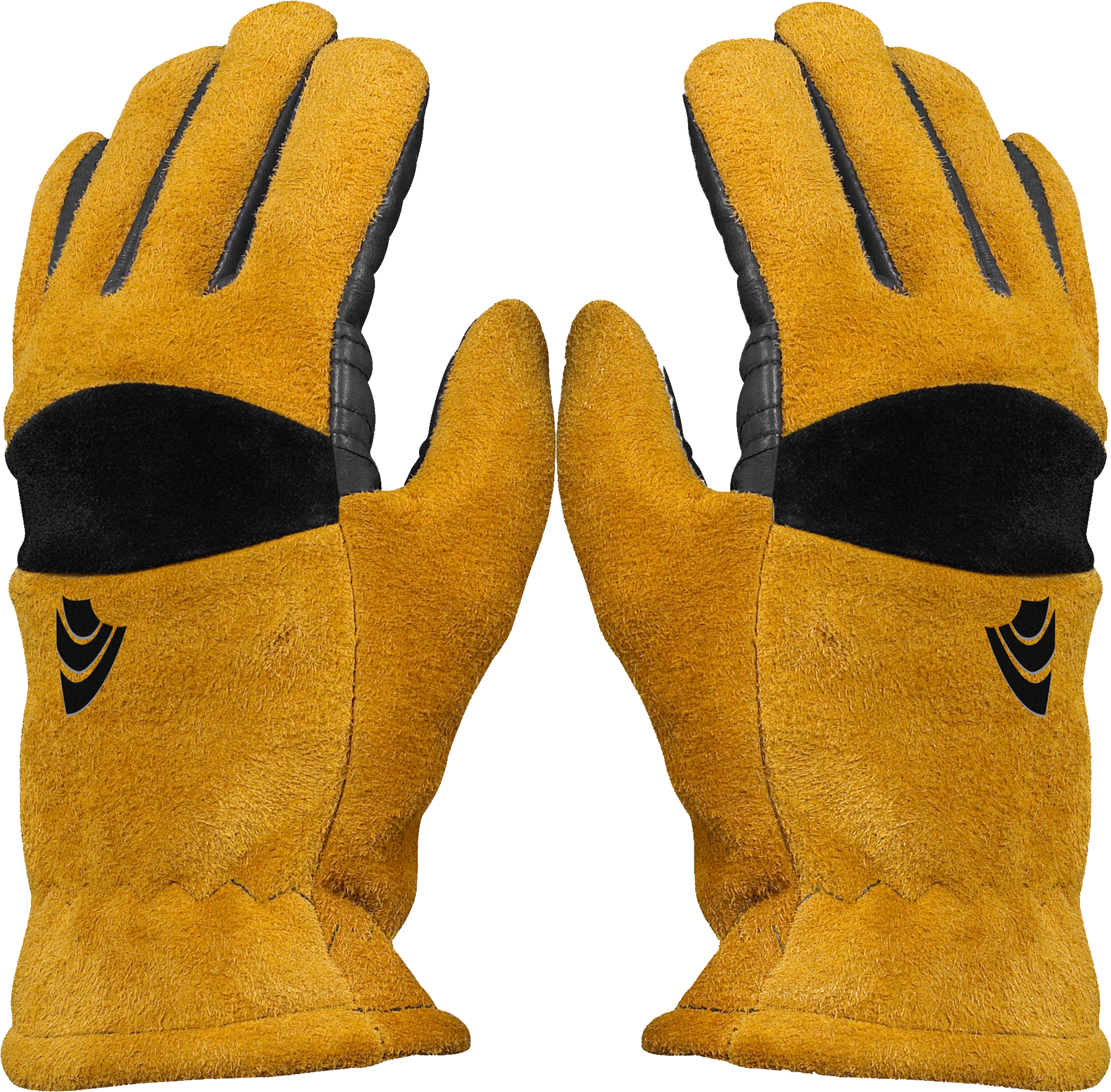 gloves clipart yellow glove