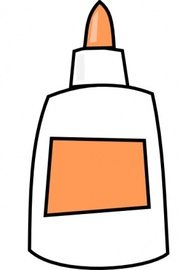 Glue clipart. Free and vector graphics