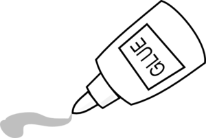Glue clipart class object. Free cliparts download clip
