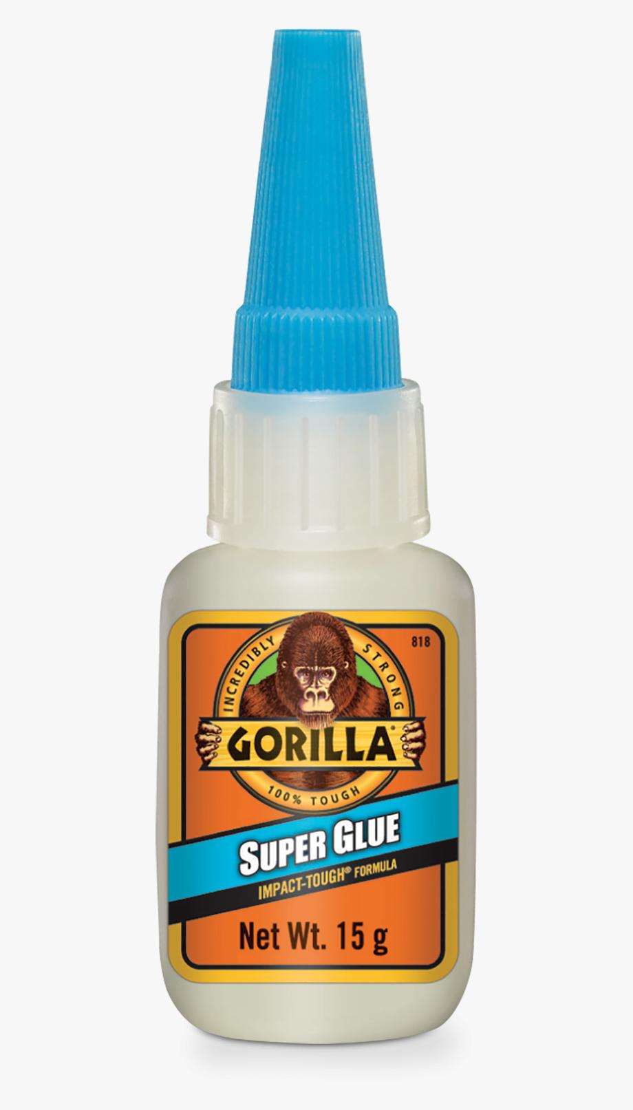 Glue clipart cute. Gorilla free cliparts on
