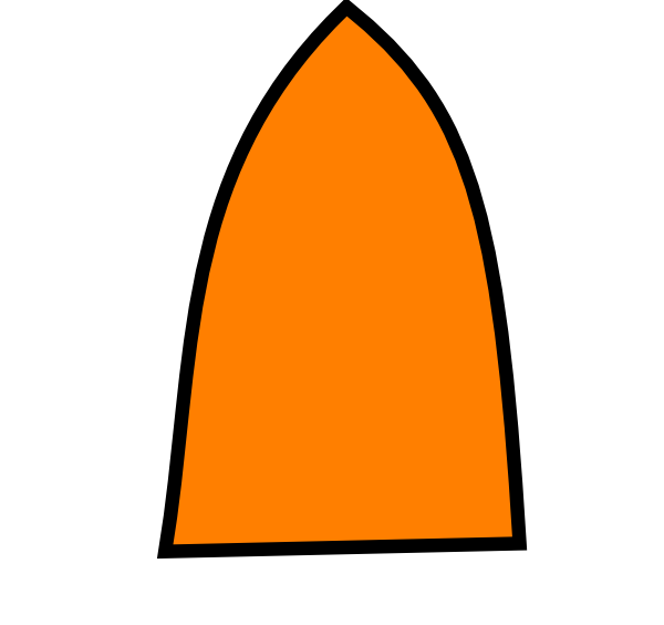 Glue clipart glue bottle. Orange tip clip art