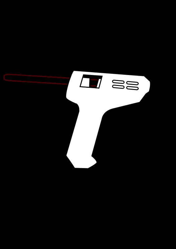 glue clipart glue gun