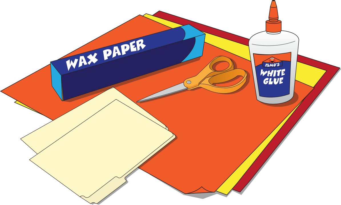 Nasa climate kids make. Glue clipart liquid paper