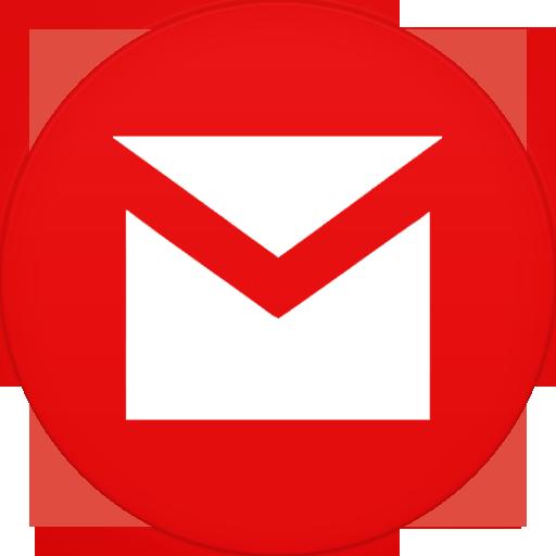 Gmail icon png. Circle iconset martz file