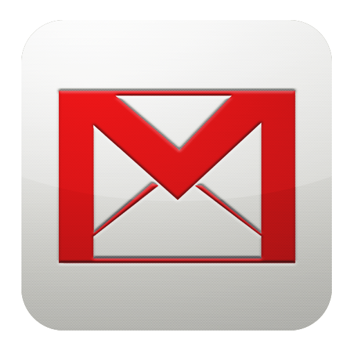 Flurry for the web. Gmail icon png
