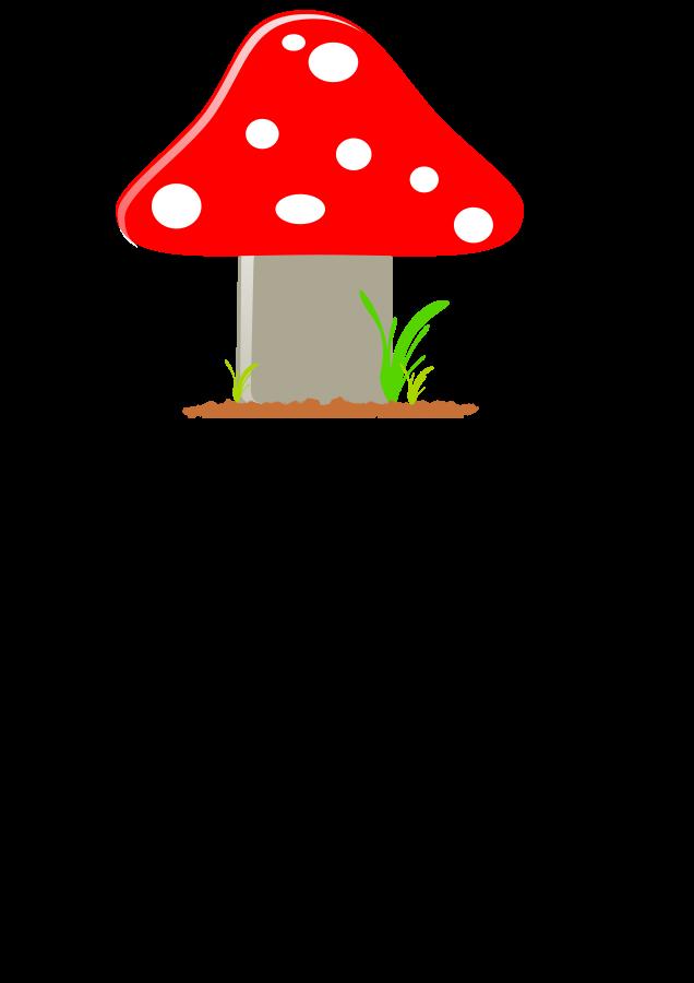 Mushrooms clipart whimsical. Yoga siluete set svg