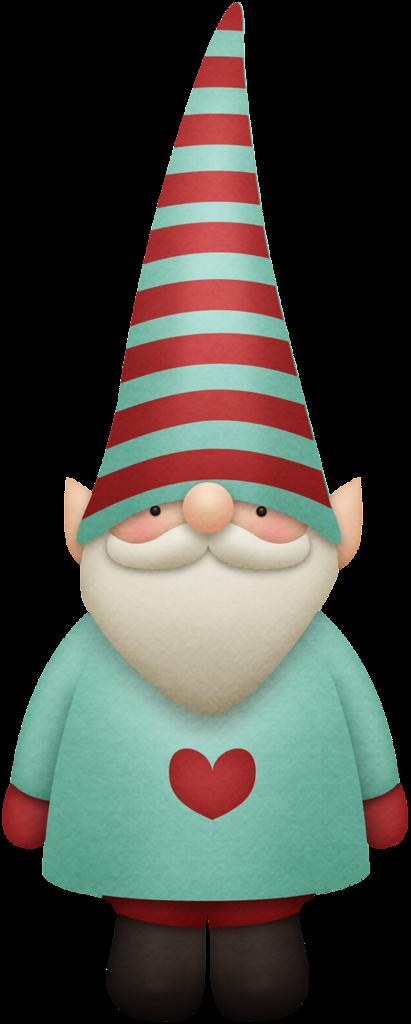 gnome clipart drawn