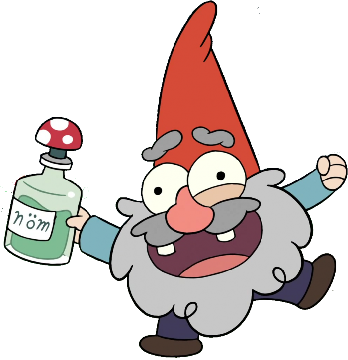Dwarf png images free. Gnome clipart jeff the