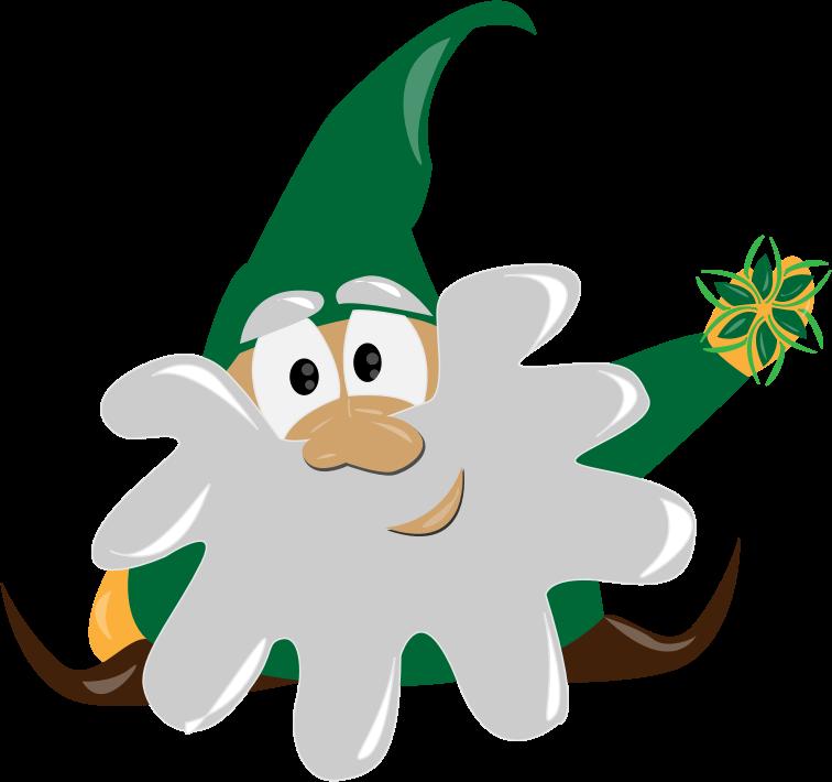 Gnome clipart lawn. Http www clipartlord com