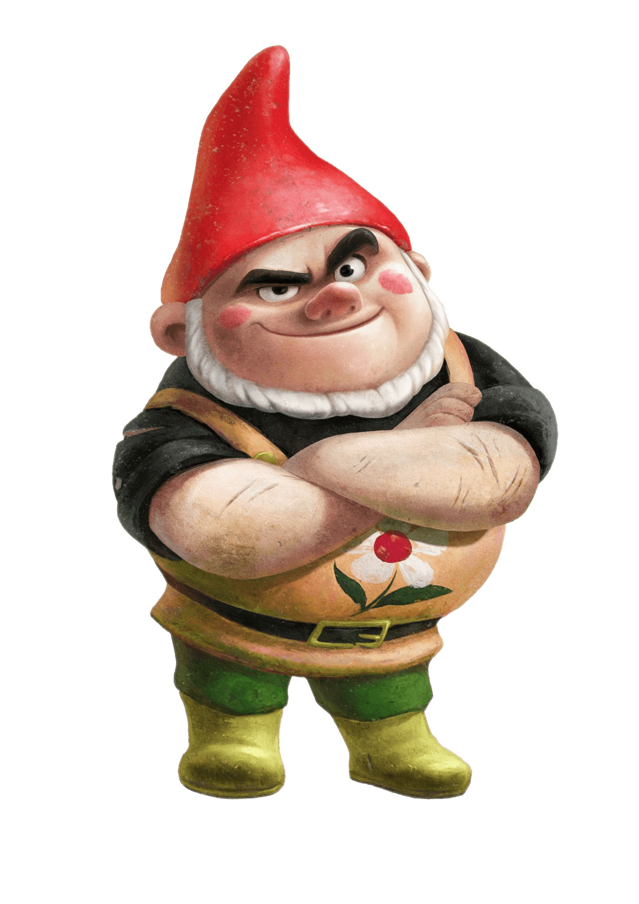 Tybalt transparent png stickpng. Gnome clipart lawn