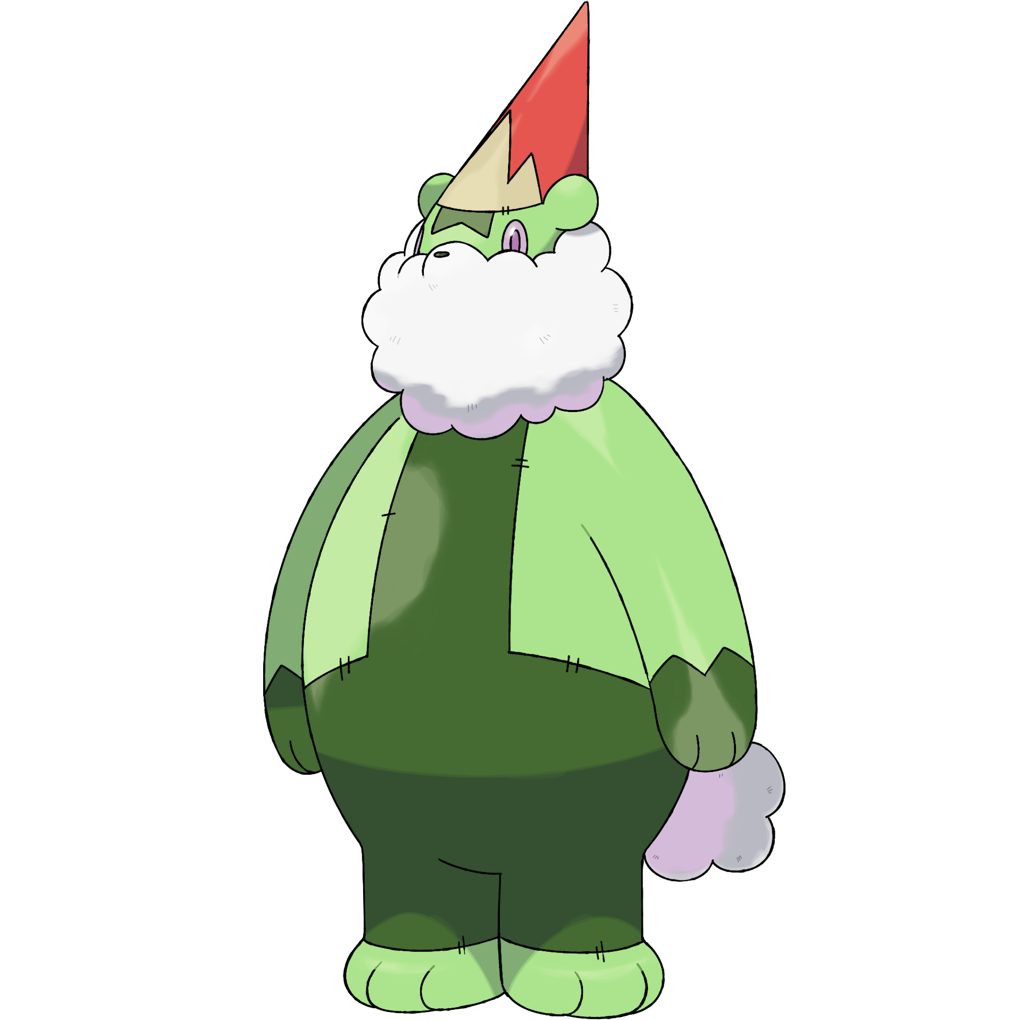 Gnome clipart lawn. Image zwursa png darkandwindie