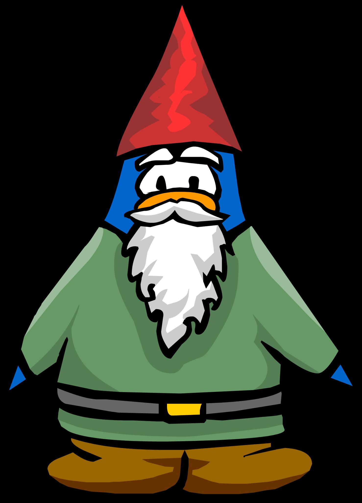 Penguin club rewritten wiki. Gnome clipart lawn
