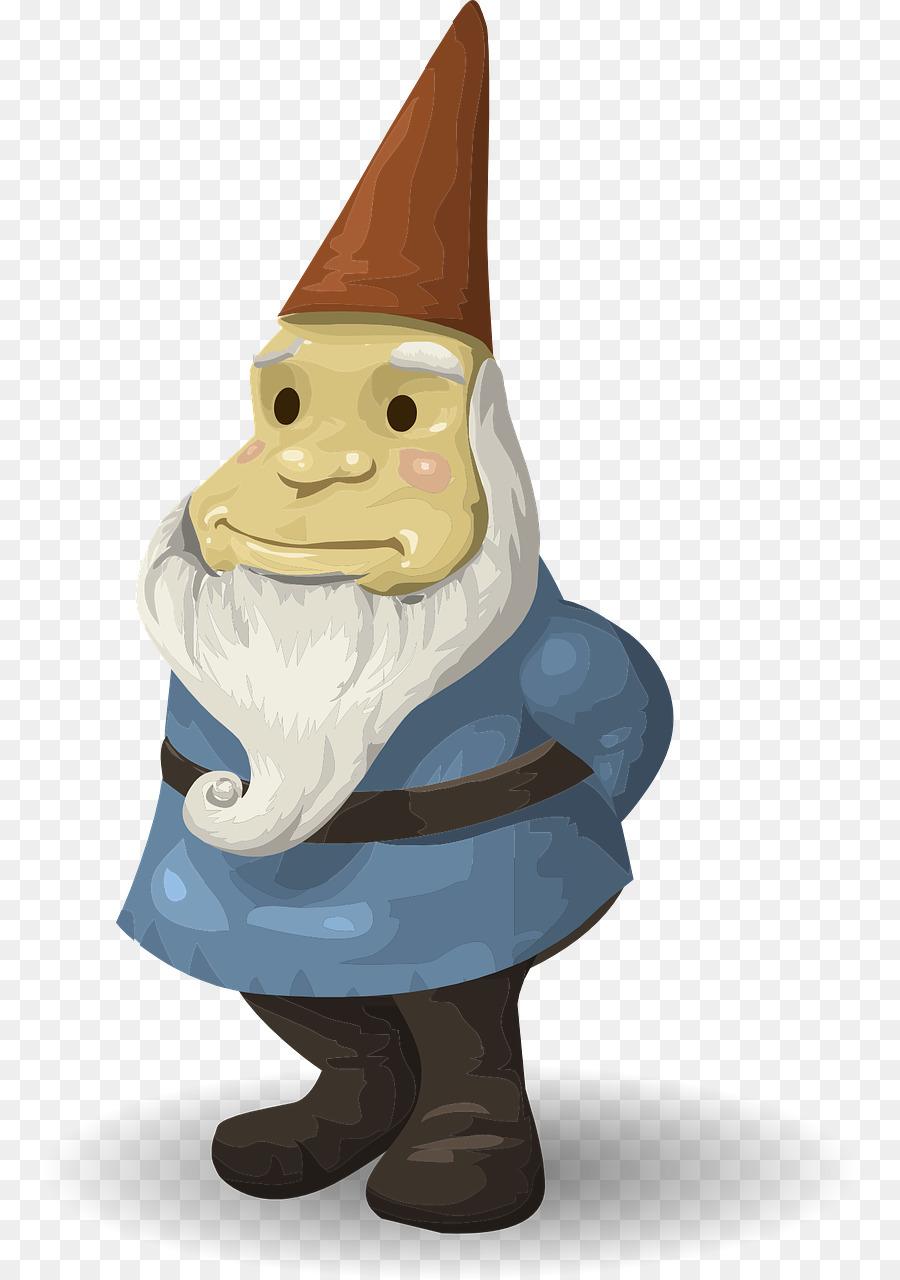 Gnome clipart transparent. Garden png clip art