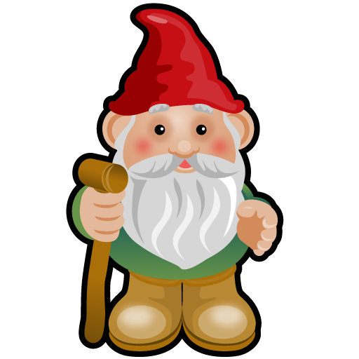 Download png free images. Gnome clipart transparent