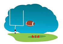 Search results for goal. Goals clipart animated