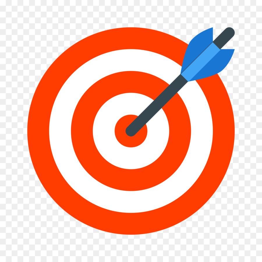 Circle background png download. Goals clipart arrow