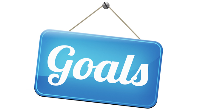 Goals clipart brand. My top personal drenched