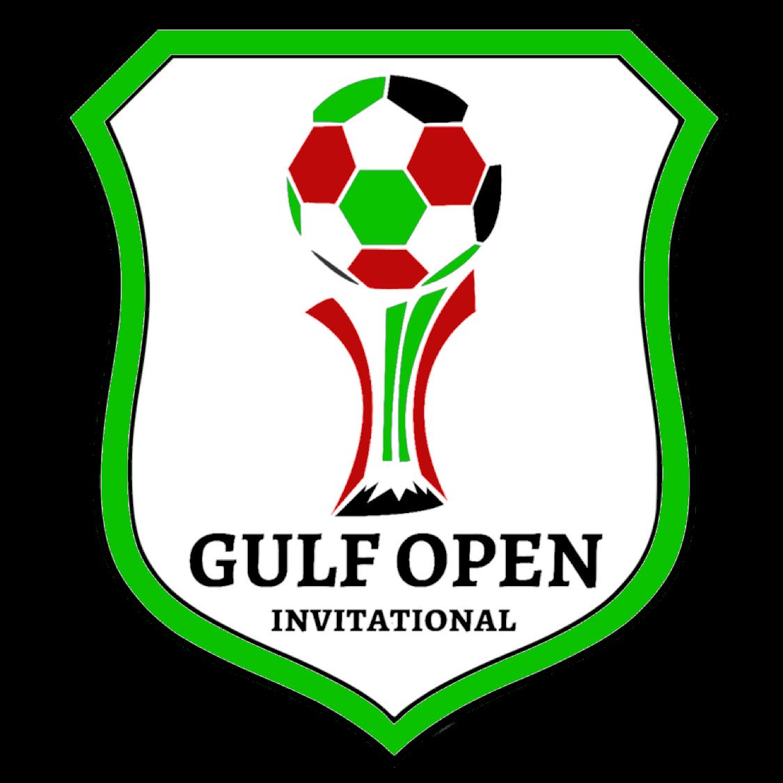 Gulf open invitational international. Goal clipart football tournament