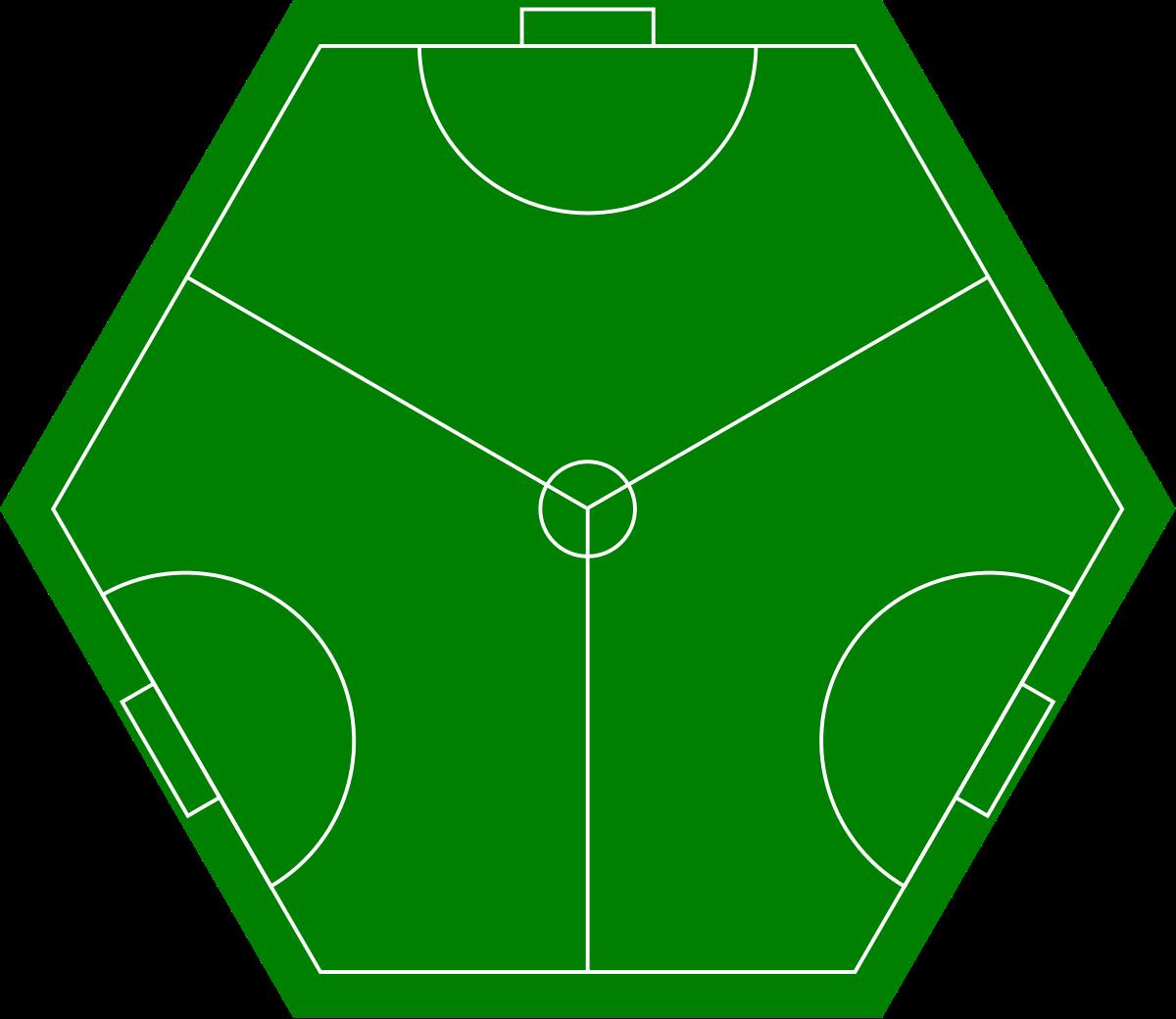 Goal clipart football tournament. Three sided wikipedia