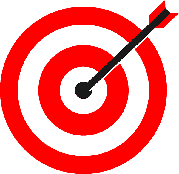 Marketing clipart customer target.  ways to achieve