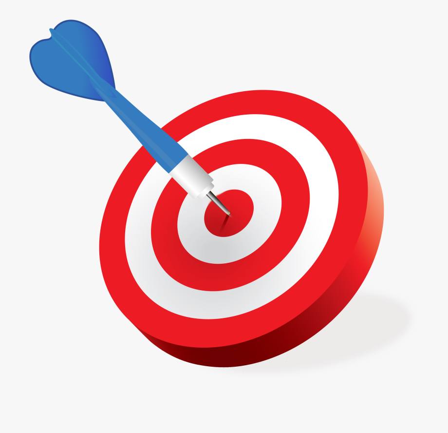 Shooting clip art transprent. Goals clipart goal target
