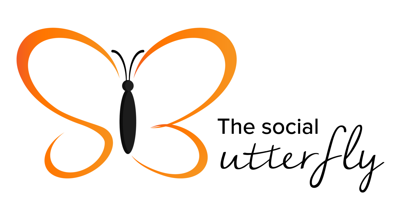 Goal clipart marketing. The social butterfly digital