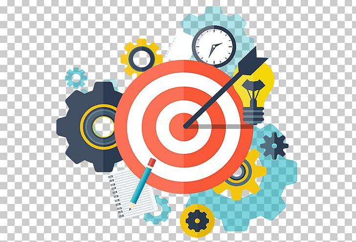 Digital business viral png. Goal clipart marketing