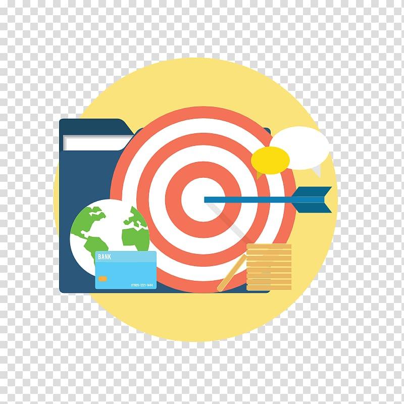 Goal clipart marketing. Targeted advertising digital google