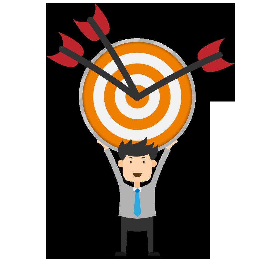 Goal clipart marketing. Organization clip art png