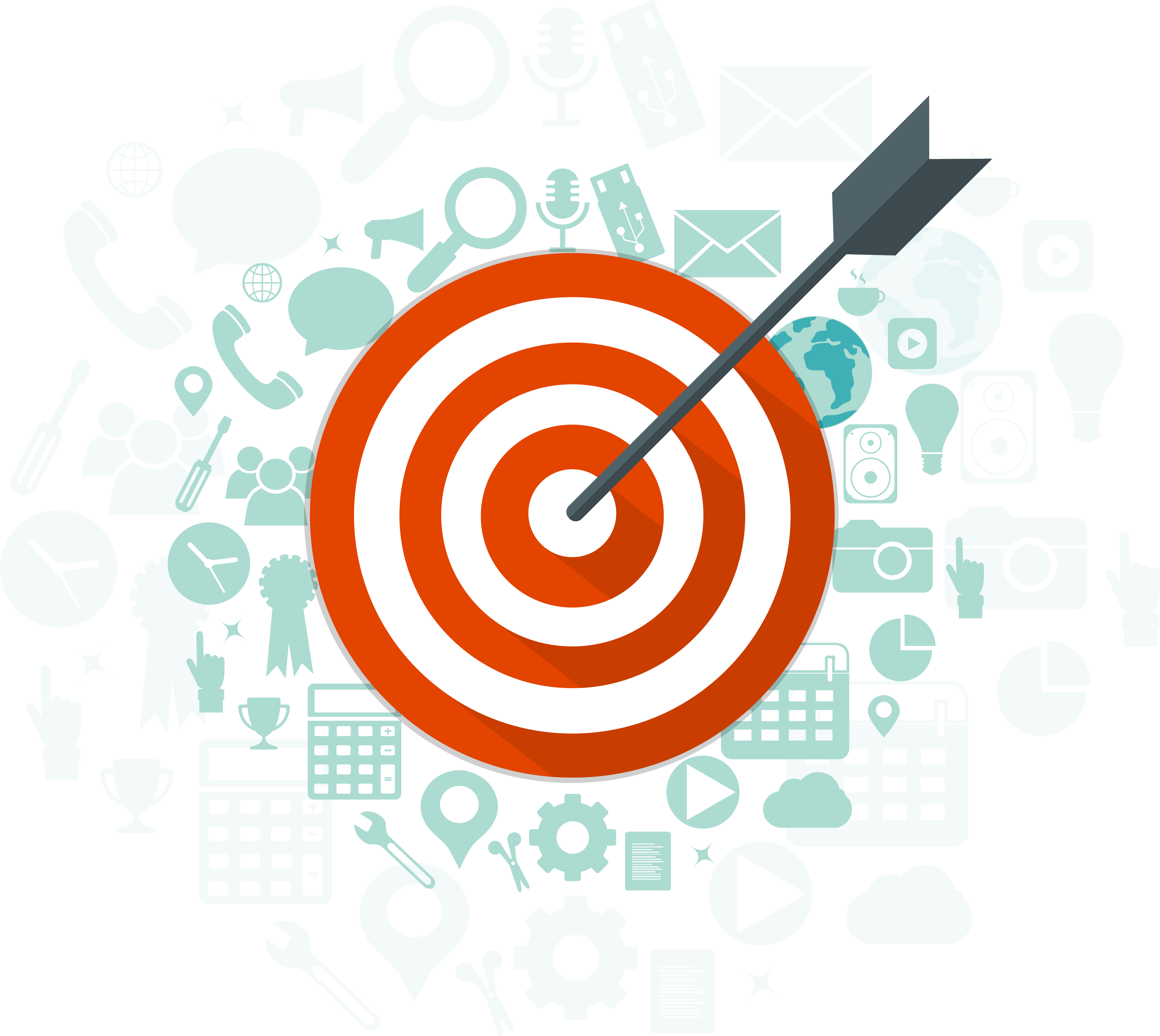 Goals clipart personal goal. Setting platform to help