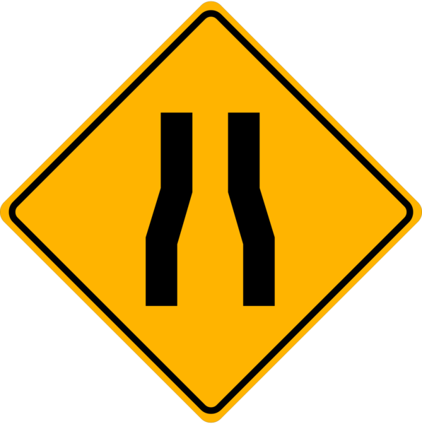 Wa narrow western safety. Goals clipart road ahead