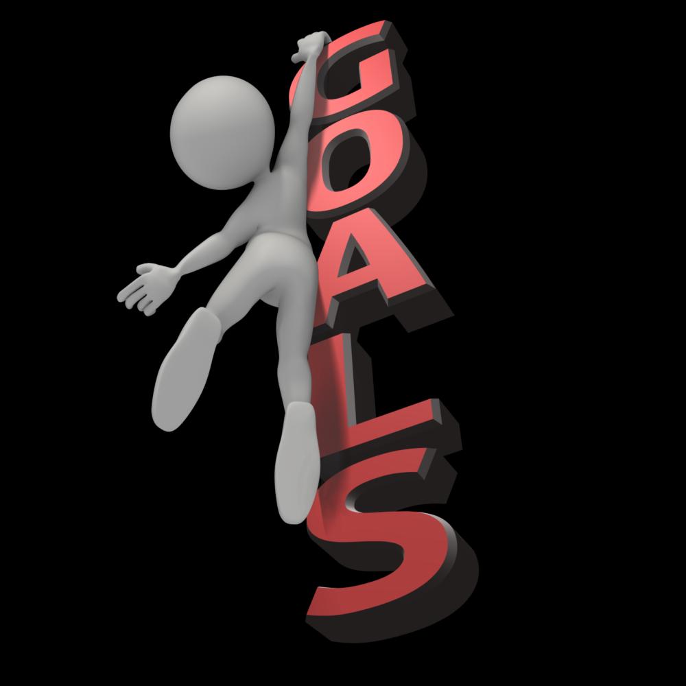 How to teach youth. Goals clipart sale goal