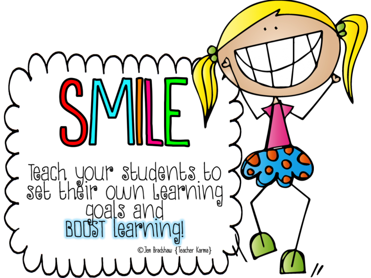 Goals clipart learning. Smart for students archives